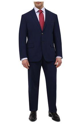 Мужская хлопковая сорочка ETON голубого цвета, арт. 1000 02217 | Фото 2