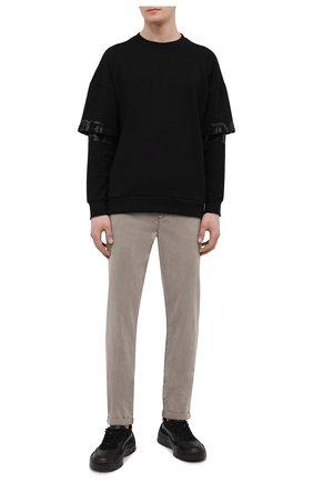 Мужские брюки PAIGE бежевого цвета, арт. M953G42-8848 | Фото 2