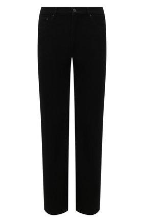 Мужские джинсы KENZO черного цвета, арт. FB55DP3002ED   Фото 1