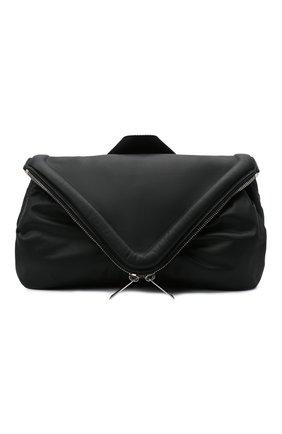 Мужская кожаная поясная сумка BOTTEGA VENETA черного цвета, арт. 659419/VA9VD | Фото 1