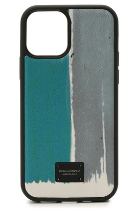 Чехол для iphone 12/12 pro DOLCE & GABBANA синего цвета, арт. BP2905/AZ657 | Фото 1