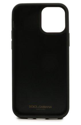 Чехол для iphone 12/12 pro DOLCE & GABBANA синего цвета, арт. BP2905/AZ657 | Фото 2