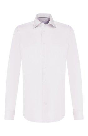 Мужская хлопковая сорочка ETON светло-бежевого цвета, арт. 3000 79513 | Фото 1