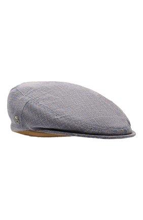 Мужская кепи из шерсти и шелка CORNELIANI разноцветного цвета, арт. 870338-1129204/00 | Фото 1