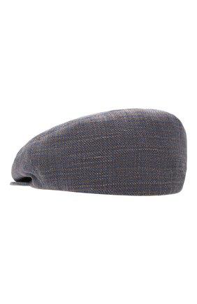 Мужская кепи из шерсти и шелка CORNELIANI разноцветного цвета, арт. 870338-1129204/00 | Фото 2