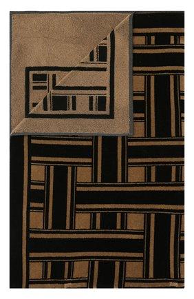 Мужские хлопковое полотенце BRIONI коричневого цвета, арт. NT100L/P0038 | Фото 1