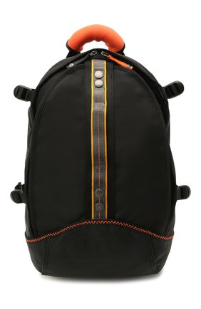 Мужской текстильный рюкзак taku PARAJUMPERS черного цвета, арт. BA06/TAKU   Фото 1