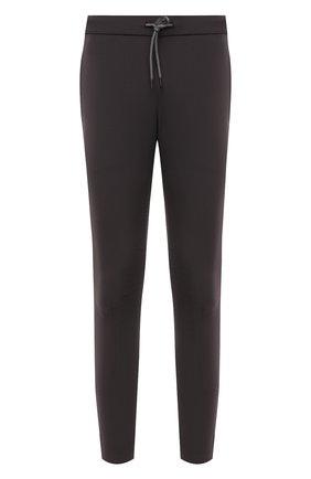 Мужские брюки KAZUYUKI KUMAGAI темно-серого цвета, арт. AP11-261   Фото 1