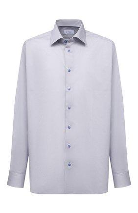 Мужская хлопковая сорочка ETON голубого цвета, арт. 1000 02236 | Фото 1