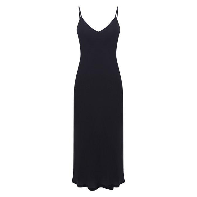 Шелковое платье Shan