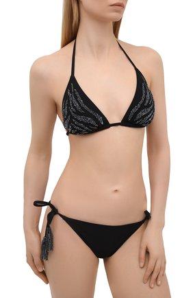 Женский раздельный купальник GOTTEX черного цвета, арт. 21EXB43-21EXP01   Фото 2