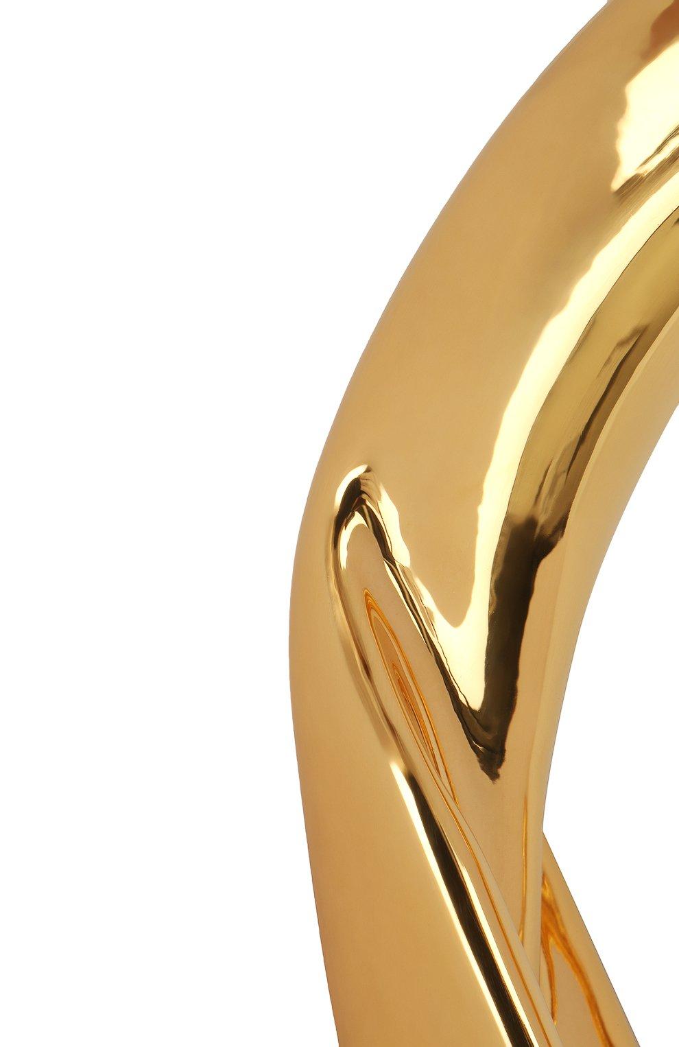 Женское колье JIL SANDER золотого цвета, арт. JSWS831154/WSS79009 | Фото 2