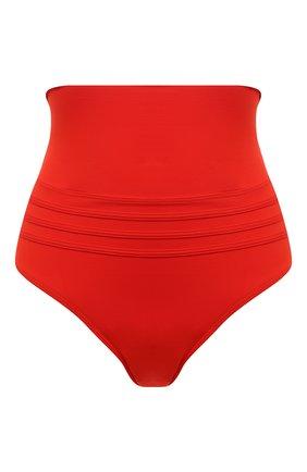 Женский плавки-бикини DNUD PARIS красного цвета, арт. 1929 CU | Фото 1