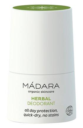 Растительно-цветочный дезодорант MADARA бесцветного цвета, арт. A1001   Фото 1