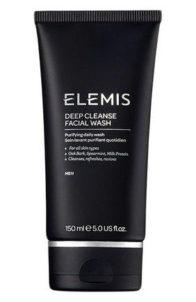 Мужское гель для умывания глубокое очищение ELEMIS бесцветного цвета, арт. EL50210 | Фото 1