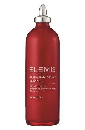 Масло для тела frangipani monoi ELEMIS бесцветного цвета, арт. EL50764 | Фото 1