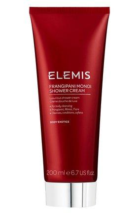 Крем для душа frangipani monoi ELEMIS бесцветного цвета, арт. EL50818 | Фото 1