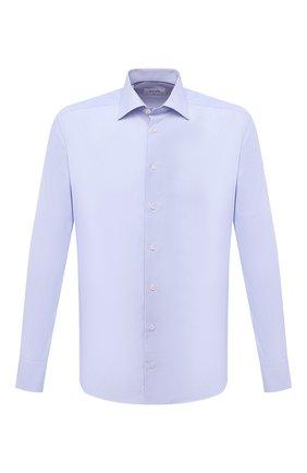 Мужская хлопковая сорочка ETON голубого цвета, арт. 1000 02644 | Фото 1