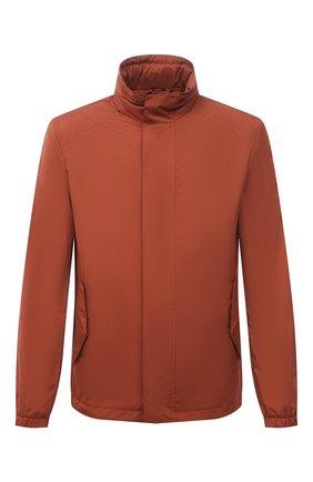 Мужская куртка CORNELIANI коричневого цвета, арт. 87L5Q1-1120148/00   Фото 1