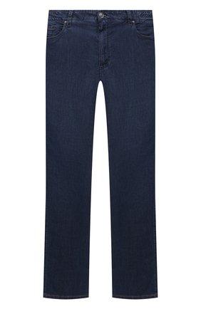 Мужские джинсы CORTIGIANI синего цвета, арт. 113515/S500/0000/2930/60-70 | Фото 1