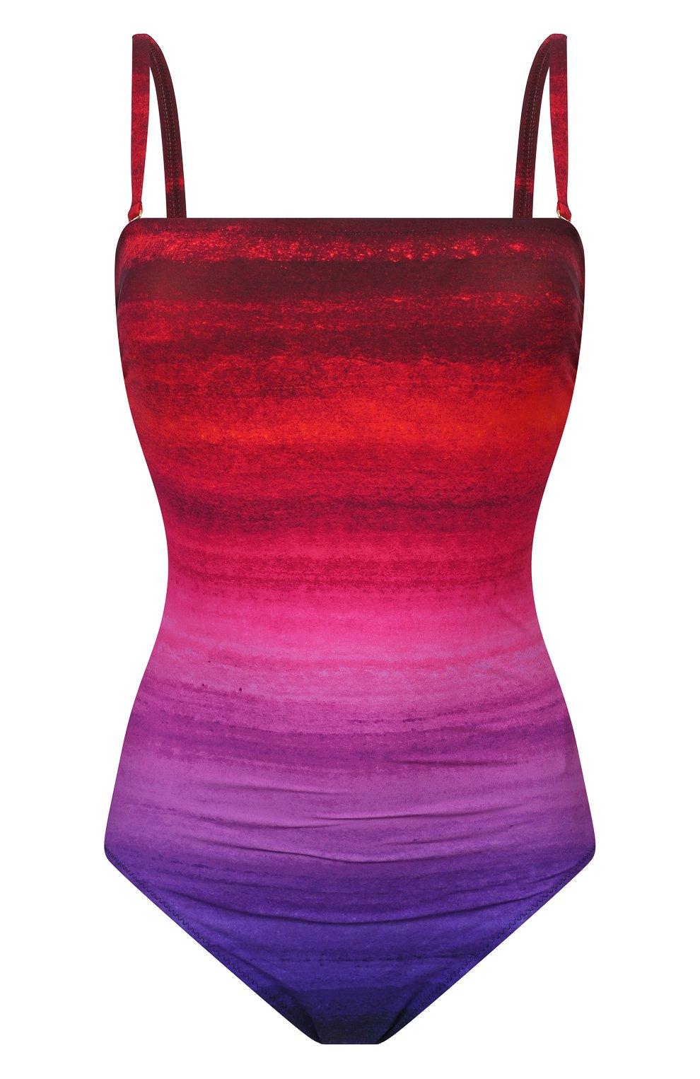 Женский слитный купальник GOTTEX розового цвета, арт. 21TW070 | Фото 1