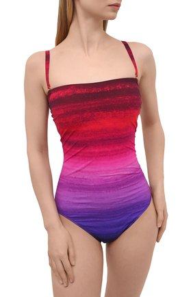 Женский слитный купальник GOTTEX розового цвета, арт. 21TW070 | Фото 2