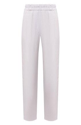 Женские брюки из вискозы TELA светло-голубого цвета, арт. 01 0150 14 8029 | Фото 1