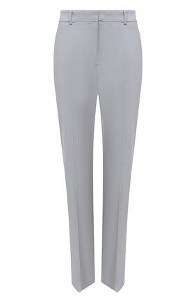 Женские шерстяные брюки JOSEPH серого цвета, арт. JP001099 | Фото 1