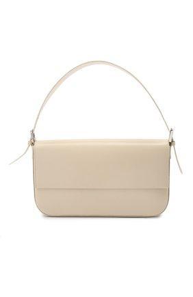 Женская сумка manu BY FAR светло-бежевого цвета, арт. 21SSMNSIVRCREMED | Фото 1