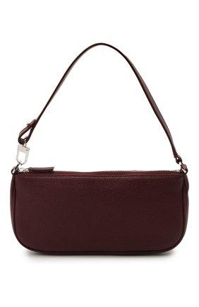 Женская сумка rachel BY FAR бордового цвета, арт. 21SSRCLSBXGRLMED   Фото 1