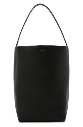 Женский сумка-тоут n/s park THE ROW черного цвета, арт. W1273L129 | Фото 1