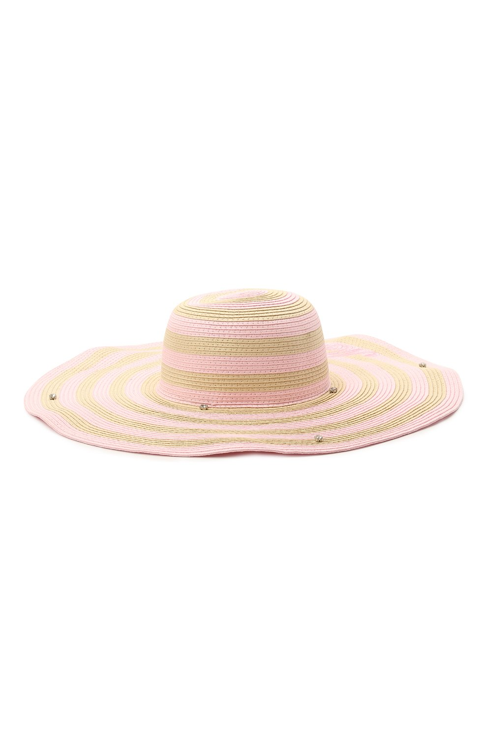 Детская шляпа MONNALISA разноцветного цвета, арт. 997031   Фото 1