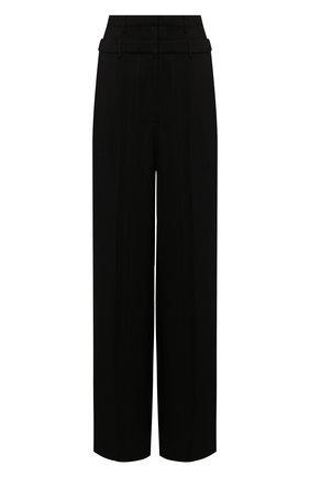 Женские брюки из вискозы REJINA PYO черного цвета, арт. E140/VISC0SE   Фото 1
