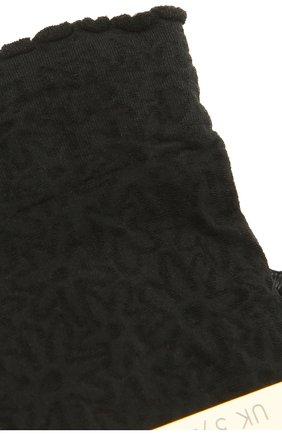 Женские носки FALKE черного цвета, арт. 41440 | Фото 2