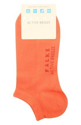 Женские носки active breeze FALKE оранжевого цвета, арт. 46124 | Фото 1