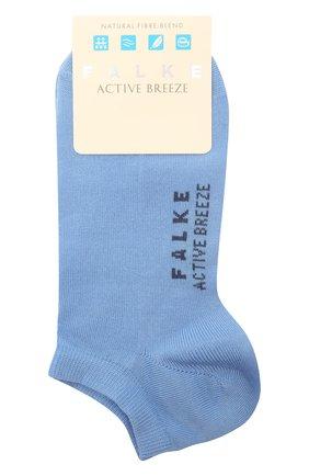 Женские носки active breeze FALKE голубого цвета, арт. 46124 | Фото 1