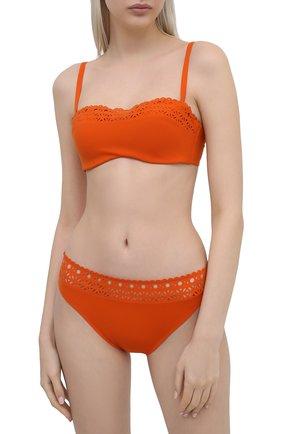 Женский плавки-бикини LISE CHARMEL оранжевого цвета, арт. ABA0315   Фото 2