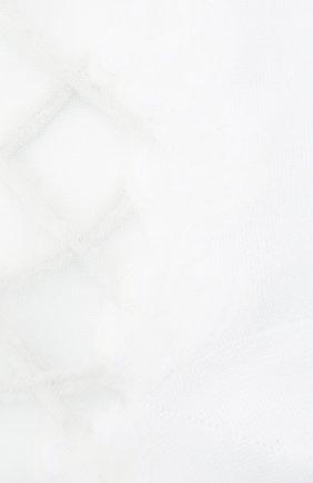 Женские хлопковые носки ANTIPAST белого цвета, арт. KT-152S   Фото 2