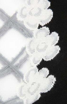 Женские хлопковые носки ANTIPAST черного цвета, арт. KT-152S | Фото 2