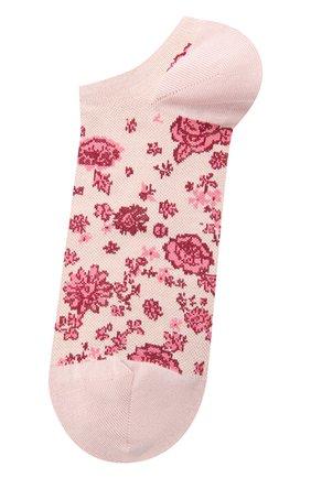 Женские носки ANTIPAST розового цвета, арт. KT-151S | Фото 1