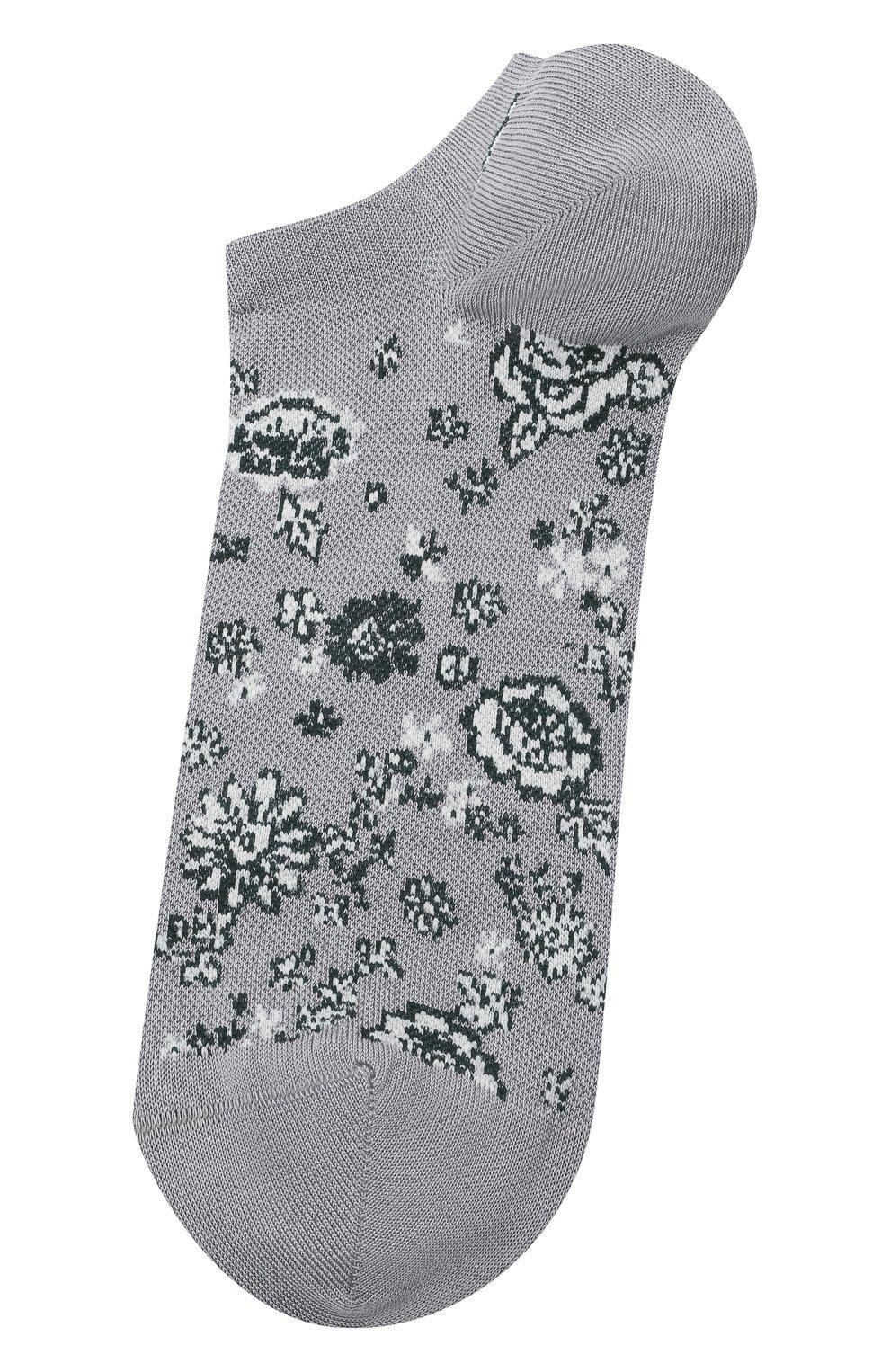 Женские носки ANTIPAST серого цвета, арт. KT-151S | Фото 1