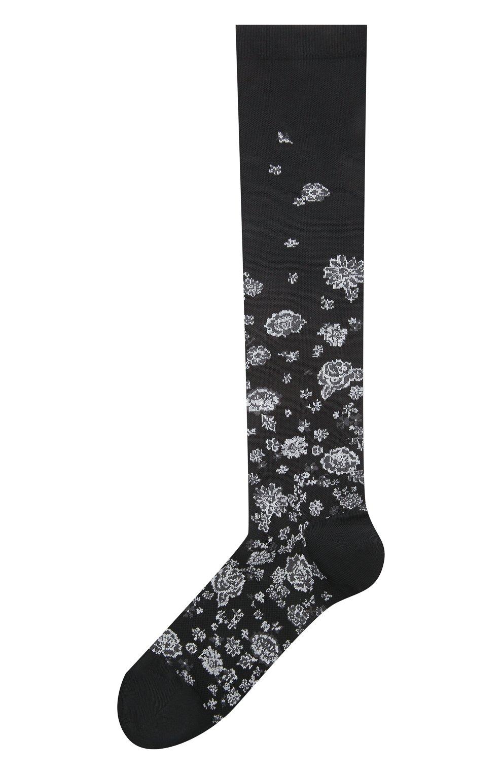 Женские гольфы ANTIPAST черного цвета, арт. KT-151HS | Фото 1