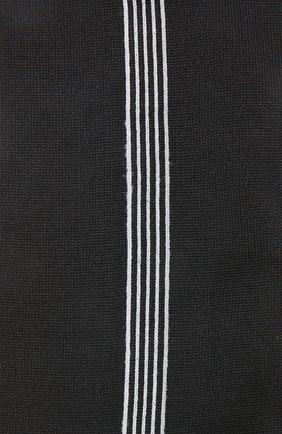 Женские шелковые гольфы ANTIPAST черного цвета, арт. KT-142EHS | Фото 2