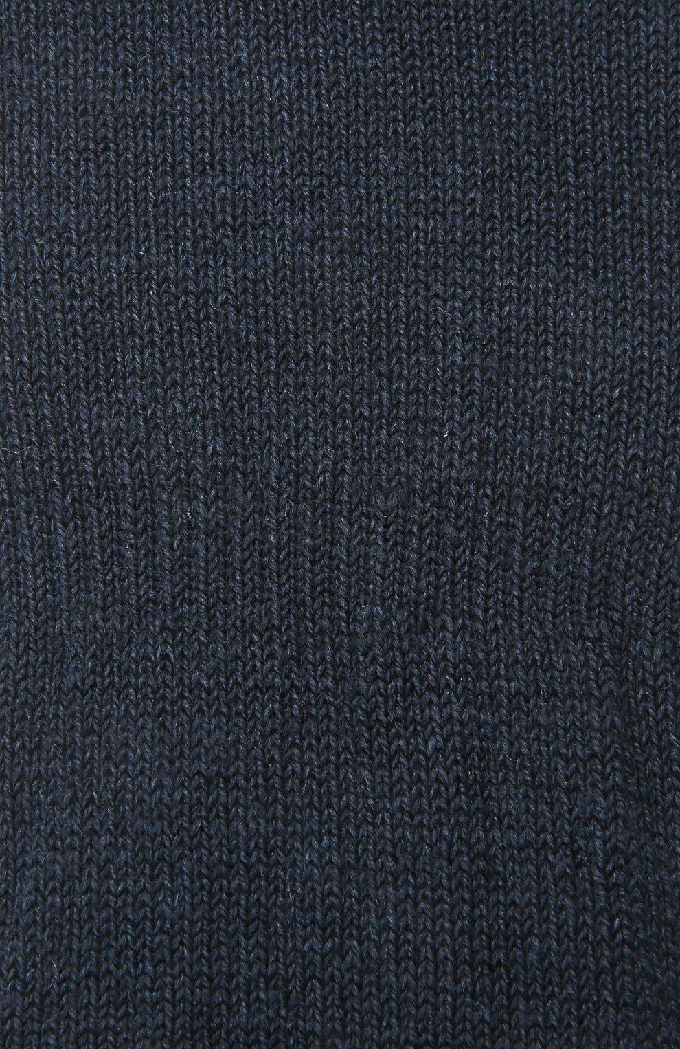 Женские льняные подследники ANTIPAST синего цвета, арт. HA-17S   Фото 2