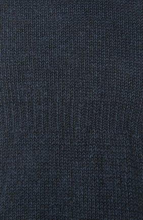 Женские льняные подследники ANTIPAST синего цвета, арт. HA-17S | Фото 2