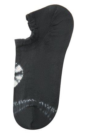 Женские хлопковые носки ANTIPAST темно-серого цвета, арт. AS-201S   Фото 1