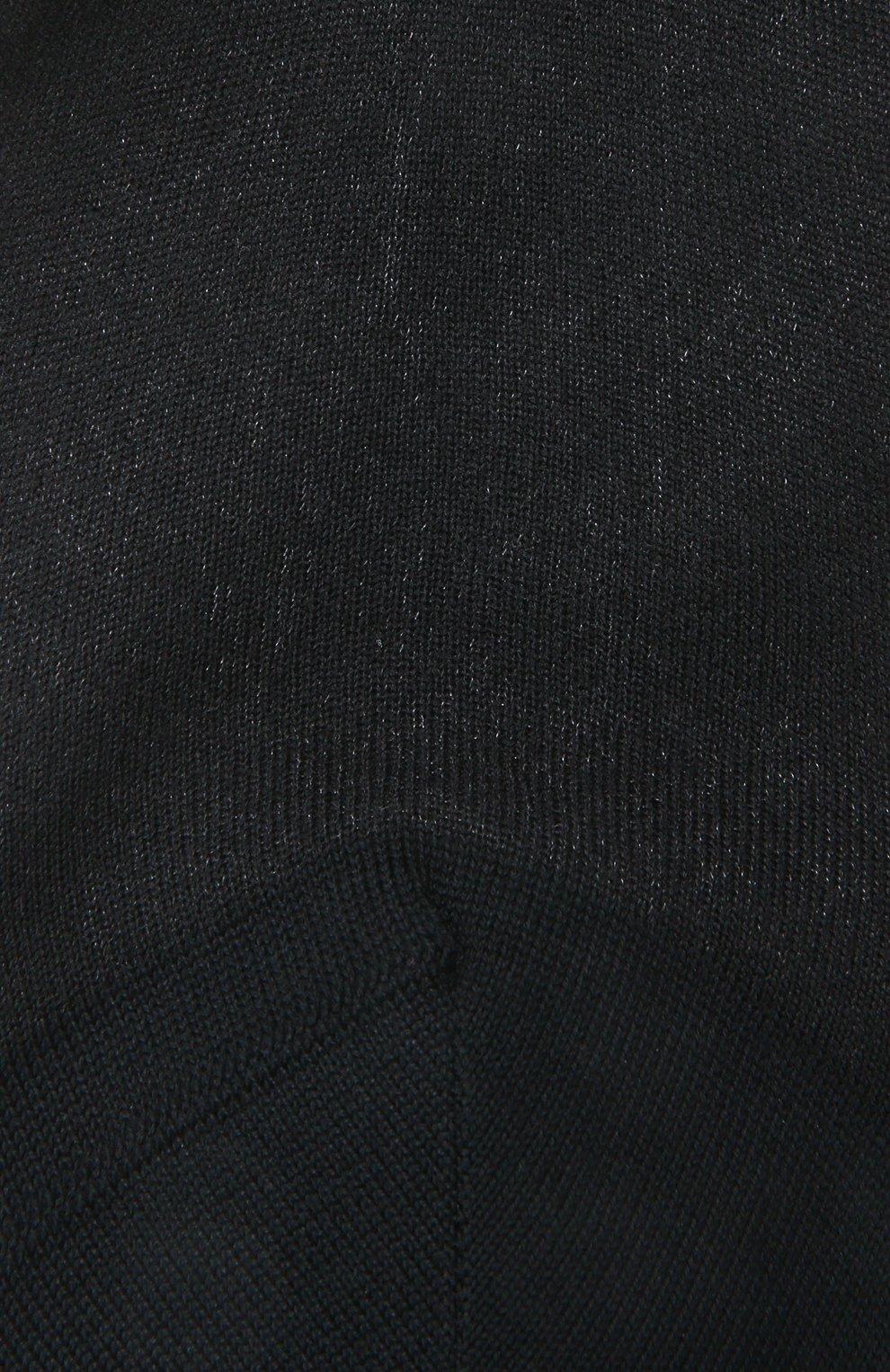 Женские носки ANTIPAST черного цвета, арт. ANP-64AS | Фото 2