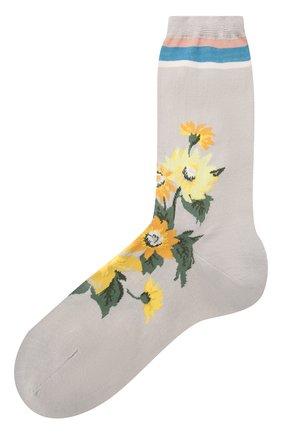 Женские хлопковые носки ANTIPAST разноцветного цвета, арт. AM-600C   Фото 1