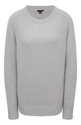 Женский кашемировый свитер JOSEPH серого цвета, арт. JF005304 | Фото 1