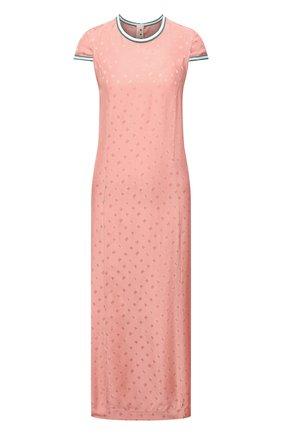 Женское платье из вискозы MARNI розового цвета, арт. ABMA0663HL/TV775 | Фото 1